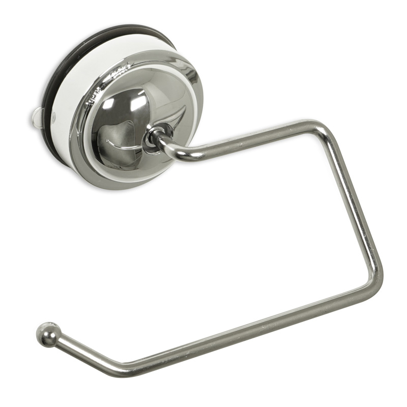 Powerloc Toilet Paper Holder Stainless Steel Tevo