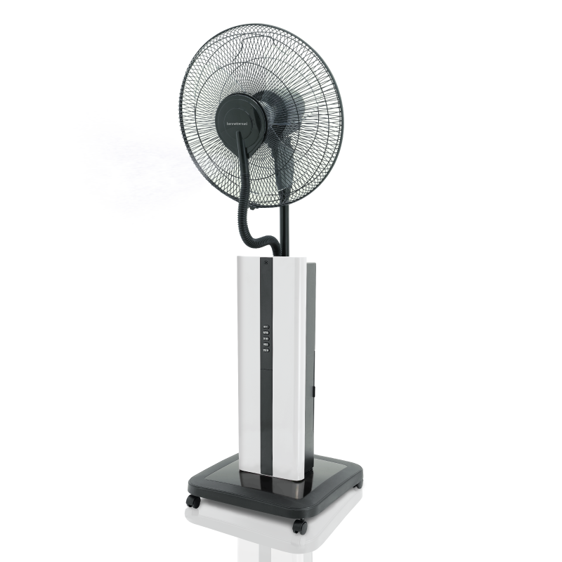 Indoor Misting Fan : Bennett read indoor misting fan tevo