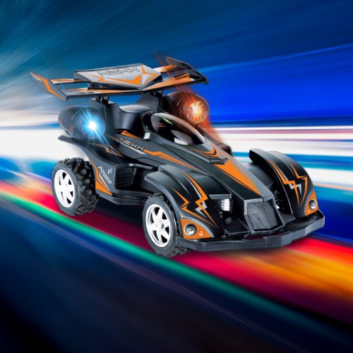 Nexx Road Blaster RC Car Orange