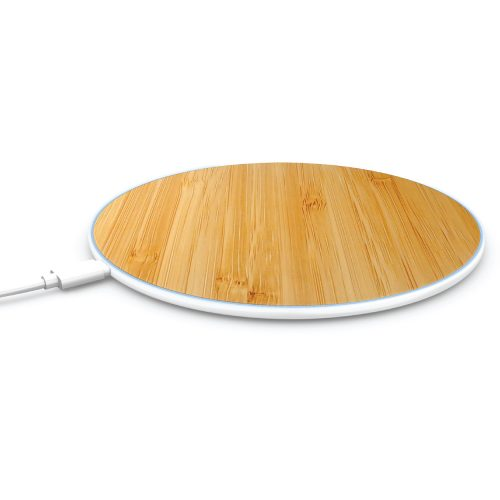 Arcticdot Bamboo Wireless Charger