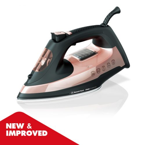 Bennett Read Steam Generator Iron