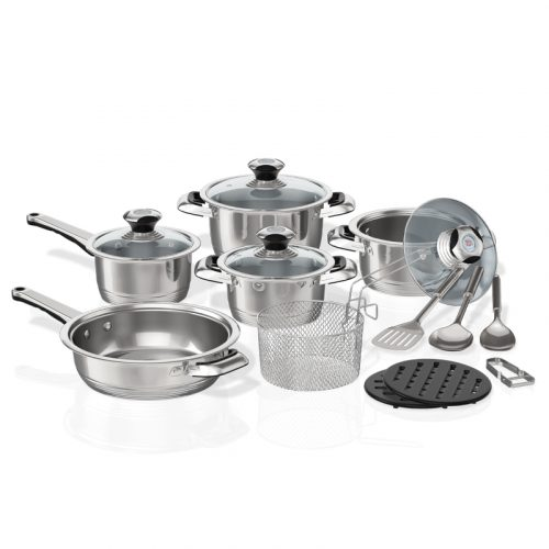 Finesse Pot Set 16 Piece