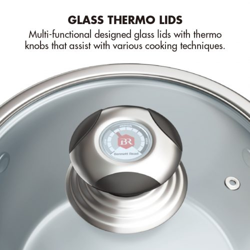 Glass Thermo Lid